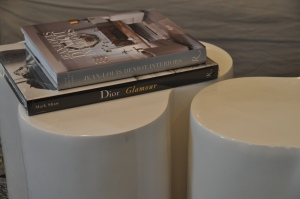 European Modern Side Tables