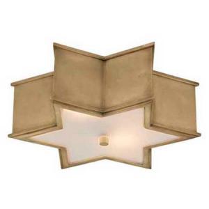Shades of Light Metal Star Ceiling Light $699.