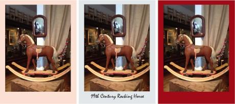 Rocking Horse - 19th Century