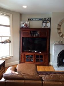 Appleton Street Living Room