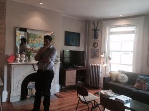 Waltham Living Room