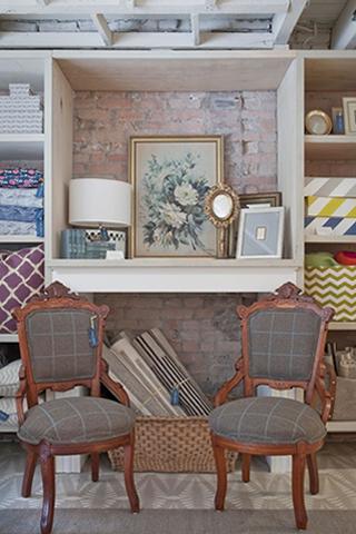 Twelve Chairs Shop . Boston . MA