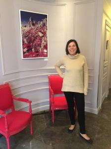 Warm Reception at La Belle Juliette