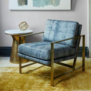WE Metal Arm Chair