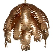 Niermann Weeks Palm Chandelier