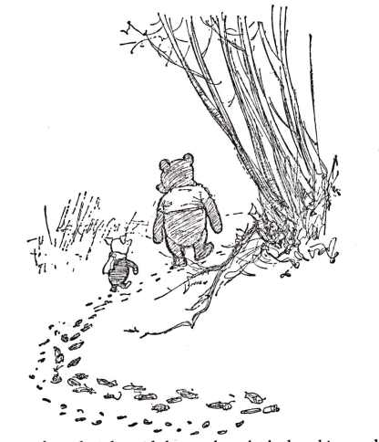pooh and p