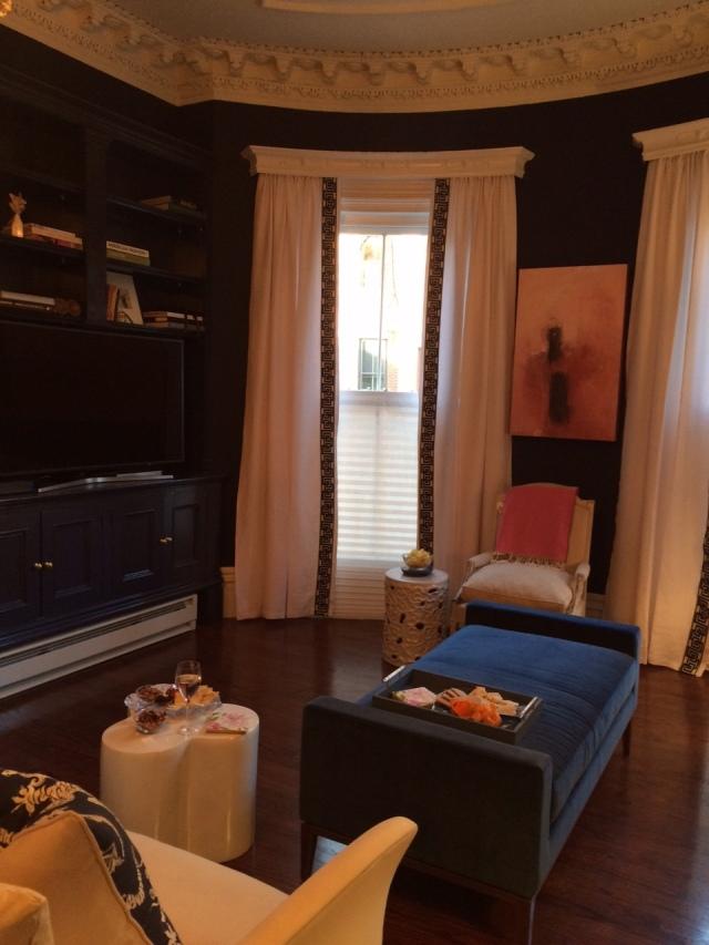 living room curtain 1