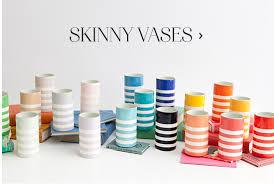 jr capri skinny vases