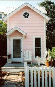tiny cottage pink