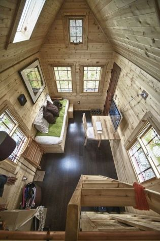 The Tiny House | Quest For the Nest