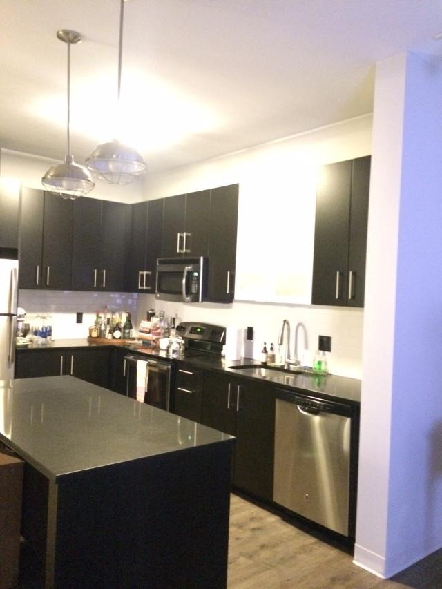 block kitchen